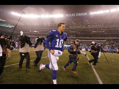 Unpacking Giants legend Eli Manning's legacy