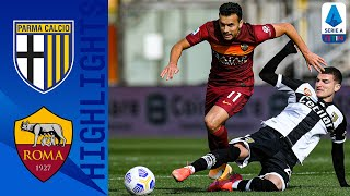 Parma 2-0 Roma | Rearguard Action Brings Parma Vital Victory! | Serie A TIM