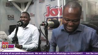 #JoySMS Newspaper Review on Joy FM (20-5-19)