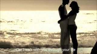 Can I walk with you - India Arie (lyrics)