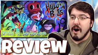 TOO RELATABLE!!!, HELLUVA BOSS Ep. 2 (@Vivziepop): #Review and #Reaction