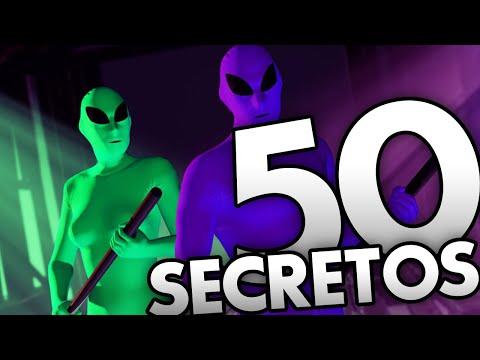 50 secretos de GTA V! Aliens, ovnis y muchos trucos!