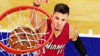 Playoff Domination vs Hornets!! - NBA 2k16 My Career Ep.18