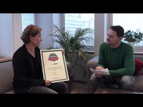 Apotea om utmärkelsen Årets e-handlare 2017