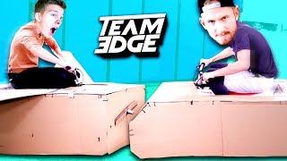 Box Car Demolition Derby Challenge (TEAM EDGE)