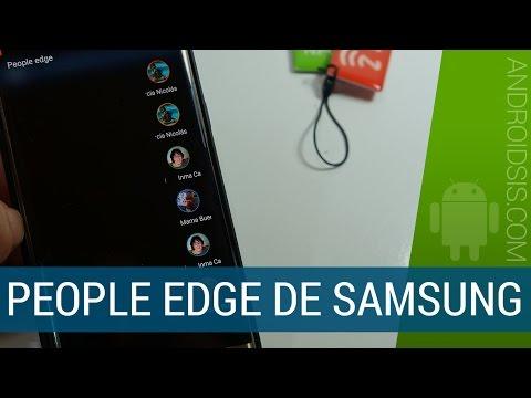 Disfruta de las funciones de la barra lateral del S7 Edge en cualquier Android.¡Idéntica!