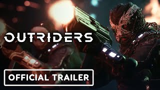 Outriders - Official Mantras of Survival Trailer | Game Awards
