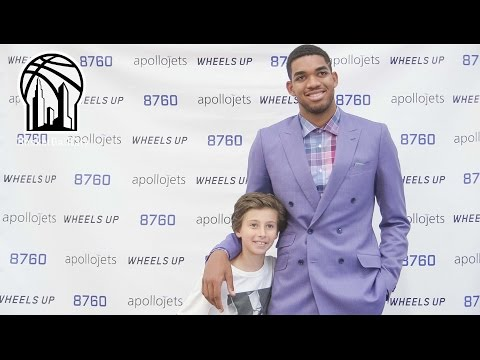 Karl Anthony Towns | Apollo Jets 8760