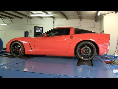 ProCharged C6 - 603rwhp - Delta-V Technologies