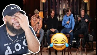 That Was Funny - Blue Collar Comedy Tour: The Guys' Favorite Jokes - ( REACTION }
