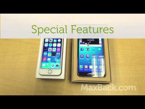 iPhone 5S vs Galaxy S4 - Showdown Phone Review
