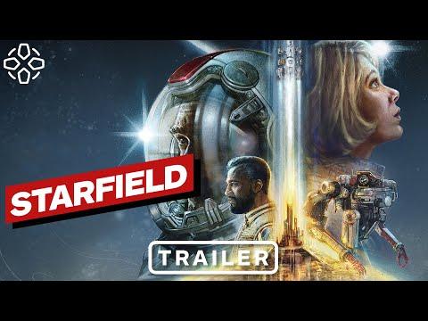Starfield – bejelentő előzetes