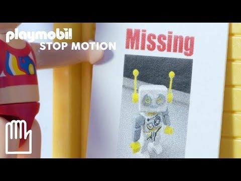 PLAYMOBIL | ROBert ist weg - Folge 10 | PLAYMO High