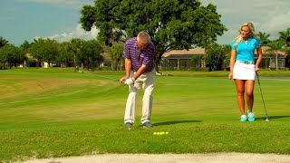School of Golf: How to Hit Out of the Rough | Golf Channel