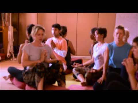 Yoga Teaching Practice at AYM Yoga School, Rishikesh, India