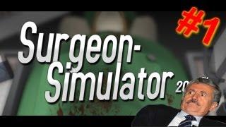 KSIOlajidebt Plays | Surgeon Simulator #1