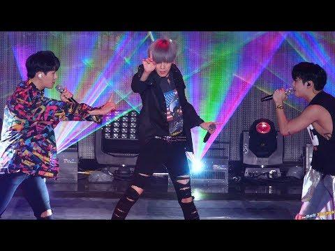 170708 SMTOWN LIVE - 태민(샤이니) 'LUCIFER' 4K 직캠 by DaftTaengk