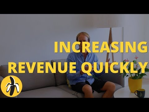Tips to Increasing Revenue as Quickly as Possible!