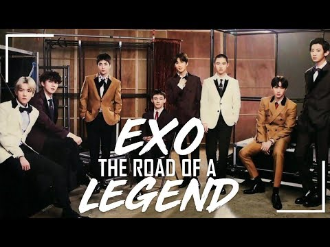 EXO THE ROAD OF A LEGEND P:3