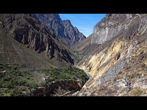 Colca Canyon, Peru in 4K Ultra HD
