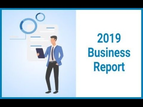 2019 Business Report
