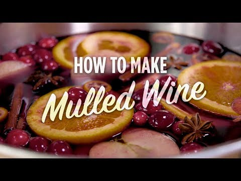 How to Make Delicious Mulled Wine for Christmas | You Can Cook That | Allrecipes.com
