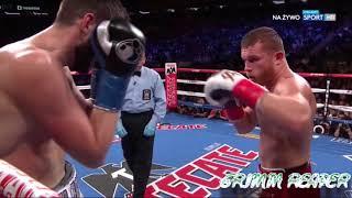 Canelo Alvarez vs Rocky Fielding Highlight