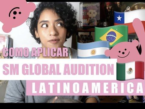 SM Global Audition - ¿Como aplicar? ¿Como es la audicion? Mi experiencia.