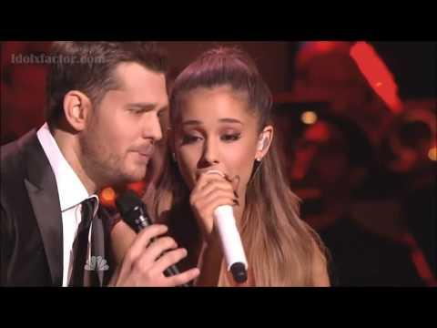 Michael Buble & Ariana Grande