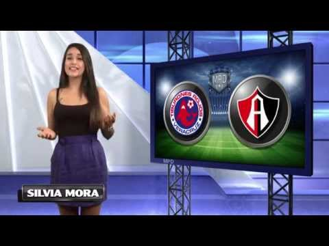 Veracruz vs Atlas | Apuestas Deportivas | Liga MX Torneo Apertura 2014