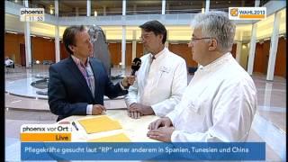 Wie tickt Deutschland? Pflegefall Krankenhaus II