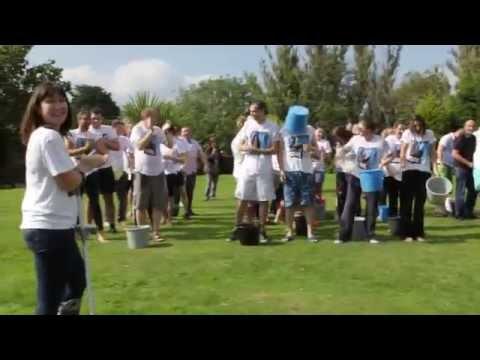Hastings Direct Ice Bucket Challenge
