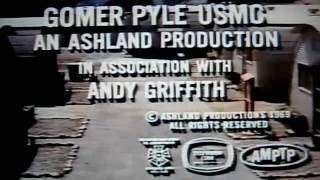 Gomer Pyle USMC  Color Closing Final Season