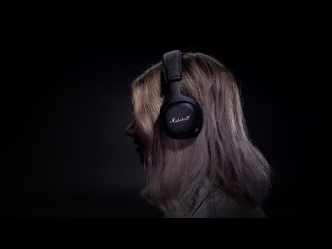 Marshall - Mid Active Noise Cancelling Headphone - Full Overview German
