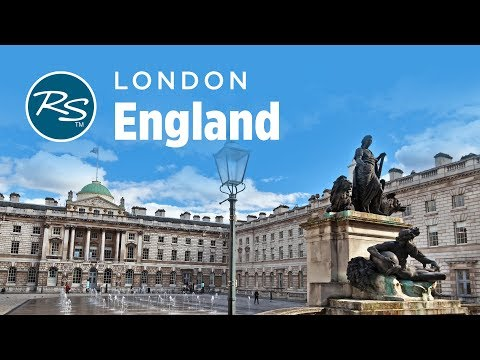 London, England: Jewels of Somerset House – Rick Steves' Europe Travel Guide – Travel Bite