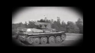 Panzer Division vormarsch der 8. Panzerdivision wk 2 wk