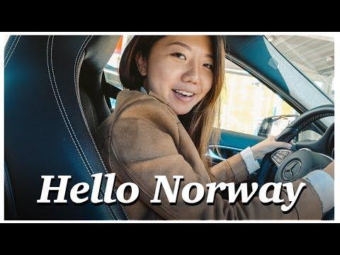 NORWAY ROAD TRIP 2017 BEGINS: the unbelievable drive