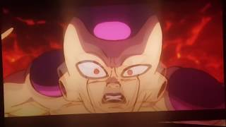 Dragon Ball Super: Broly the Movie | Goku attempts Ultra Instinct