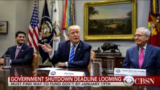 Trump administration gears up for busy start to 2018
