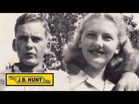 J.B. Hunt Origins 1927–1990