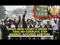 Delhi High Courts order to take no coercive step against accused lawyers | NewsX