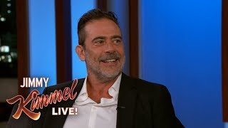 Jeffrey Dean Morgan Accidently Revealed Baby's Gender