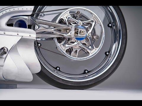 Fuller Motos futuristisches Custombike 2029 – Teil 1 | Konzept