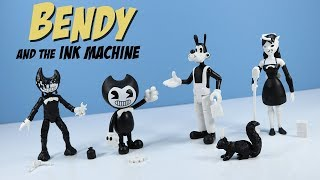 Bendy and the Ink Machine Series 1 Action Figures PhatMojo