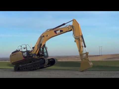 CAT 336 Video