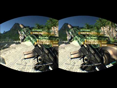 Crysis with Oculus Rift by AnanasBe