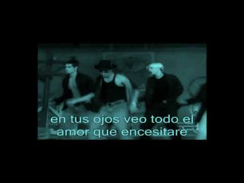 BackStreet Boys - What Makes You Different Makes You Beautiful [Sub Español]