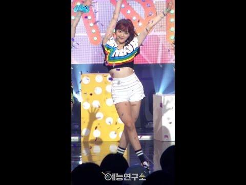 [예능연구소 직캠] 위키미키 아이 돈 라이크 유어 걸프렌드 지수연 Focused @쇼!음악중심_20170812 Weki Meki Ji Su Yeon