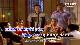 [Karaoke] Ý Khó Quên - Lời Việt (OST Tình Đầu Khó Phai)