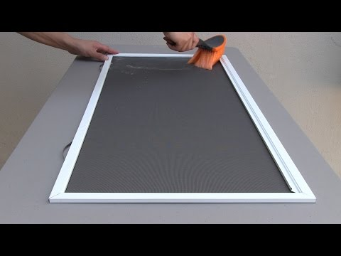 How to Clean Your Anlin Window Screen
